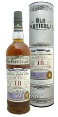 Blair Athol 1997 18 Jahre - Exclusive for Germany - Old Particular, Douglas Laing 0,7 ltr.