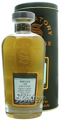 Mortlach 1990 24 Jahre, Cask 6079 - Cask Strength Collection, Signatory 0,7 ltr.