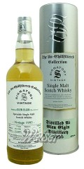 Glen Elgin 1995 19 Jahre, Cask 1154 - The Un-Chillfiltered Collection, Signatory 0,7 ltr.