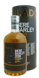 Bruichladdich 2008 ca. 6 Jahre, Bere Barley 0,7 ltr. - Unpeated Islay Single Malt Whisky, 3rd Release