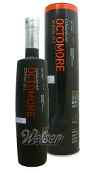 Octomore 7.2 Scottish Barley 208ppm 0,7 ltr. - Travel Retail Exclusive