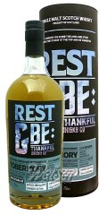 Tobermory 1995 20 Jahre, Cask 1076 - Rest & Be Thankful Whisky Co. 0,7 ltr.