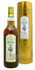 Bowmore 1989 26 Jahre, Cask 3 - Mission Gold, Murray McDavid 0,7 ltr.