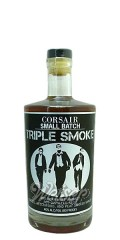 Corsair Small Batch Triple Smoke - American Malt Whiskey 0,7 ltr.