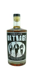 Corsair Oatrage - Pot Distilled from Oats and Barley - American Whiskey 0,7 ltr.