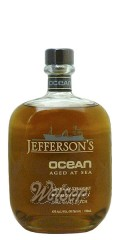 Jefferson's Ocean Aged at Sea 0,7 ltr. - Voyage No. 6 - Kentucky Straight Bourbon