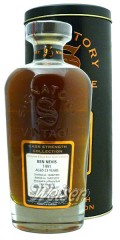 Ben Nevis 1991 23 Jahre, Cask 2914 - Cask Strength Collection, Signatory 0,7 ltr.