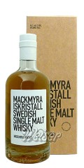 Mackmyra Iskristall Swedish Single Malt 0,7 ltr.