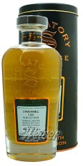 Strathmill 1990 25 Jahre, Cask 1529 - Cask Strength Collection, Signatory 0,7 ltr.