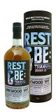 Linkwood 1997 Cask 10195 - bottled 2015 - Rest & Be Thankful Whisky Co. 0,7 ltr.