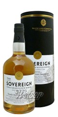 North British 1989 26 Jahre, Single Grain - The Sovereign, Hunter Laing & Company Ltd. 0,7 ltr.