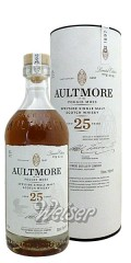 Aultmore 25 Jahre 0,7 ltr. - The Last Great Malts