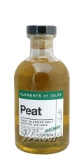 Elements of Islay, Peat 0,5 ltr. - Full Proof, Speciality Drinks Ltd.