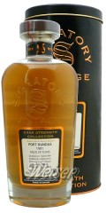 Port Dundas 1991 24 Jahre, Cask 50400 - Single Grain - Cask Strength Collection, Signatory 0,7 ltr.