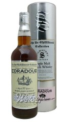 Edradour 2005 10 Jahre, Sherry Cask 74 - The Un-Chillfiltered Collection, Signatory 0,7 ltr.