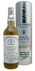 Glen Keith 1995 19 Jahre, Cask 171208 + 171210 - The Un-Chillfilterd Collection, Signatory 0,7 ltr.