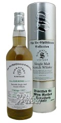 Glen Rothes 1997 18 Jahre, Cask 15956 - The Un-Chillfiltered Collection, Signatory 0,7 ltr.