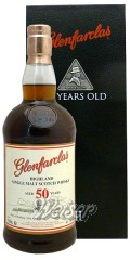 Glenfarclas 50 Jahre, Family Collector Series III 0,7 ltr.