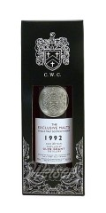 Glen Grant 1992 23 Jahre, Cask 141987 - The Exclusive Malts, Creative Whisky Company 0,7 ltr.