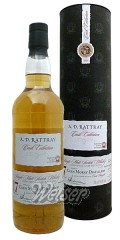 Glen Moray 1998 17 Jahre, Cask 980003443 - Cask Collection, A. D. Rattray 0,7 ltr.