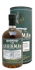 North British 1988 27 Jahre, Cask 8 - Single Grain - The Grainman, Meadowside Blending 0,7 ltr.