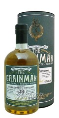 Invergordon 1987 28 Jahre, Cask 905752 - Single Grain - The Grainman, Meadowside Blending 0,7 ltr.