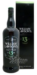 William Lawson's 13 Jahre - Blended Scotch Whisky 1,0 ltr.
