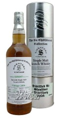 Glenlivet 2006 9 Jahre, Cask 901042 - The Un-Chillfiltered Collection, Signatory 0,7 ltr.