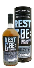 Arran 1998 18 Jahre, Cask 004 - Rest & Be Thankful Whisky Co. 0,7 ltr.