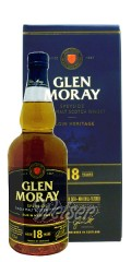 Glen Moray 18 Jahre 0,7 ltr. - Elgin Heritage