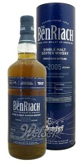 BenRiach 2005 11 Jahre, Cask 5785 - Selected for Kirsch Whisky Import 0,7 ltr.