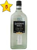 London Hill London Dry Gin 0,7 ltr.