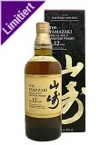 The Yamazaki 12 Jahre Single Malt Whisky 0,7 ltr.