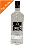 Three Sixty Vodka 0,7 ltr.