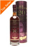 Ron Centenario Fundication 20 Jahre - Reserva Especial 0,7 ltr