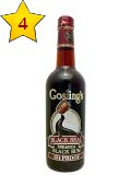Gosling's Black Seal 151 Proof Rum 0,7 ltr.