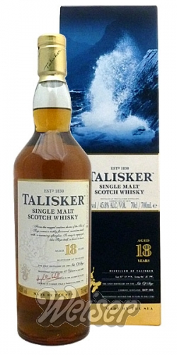 Talisker 18 Jahre Classic Malts Selection 0,7 ltr.