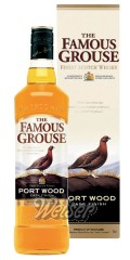 The Famous Grouse Port Wood Finish 0,7 ltr.