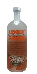 Absolut Vodka Ruby Red 1,0 ltr.