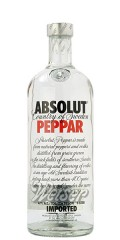 Absolut Vodka Peppar 1,0 ltr.