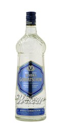 Wodka Gorbatschow Vodka 1,0 ltr.