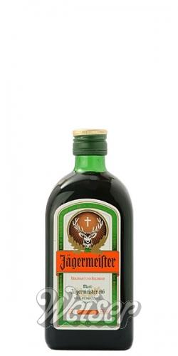 Weitere Spirituosen / Bitter und Kräuter / Jägermeister 0,35 ltr.