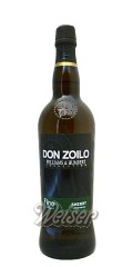 Don Zoilo Williams & Humbert Collection - Fino Dry Palomino Sherry 0,75 ltr.