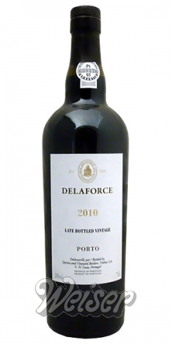 Delaforce Late Bottled Vintage 2010 0,75 ltr.