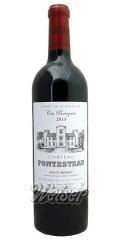 Chateau Fontesteau Cru Bourgeois 2013 0,75 ltr.