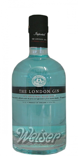 The London Gin N°1 Original Blue Gin 0,7 ltr.