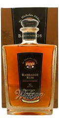 St. Nicholas Abbey 12 Jahre Single Cask No. 20 - Barbados Rum 0,7 ltr.