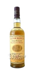 Glenmorangie 10 Jahre für Japan - Distilled 1991 - Bottled 2001 0,7 ltr.