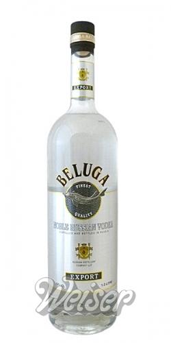 Weitere Spirituosen / Vodka / Beluga Noble Russian Vodka 1,0 ltr.