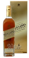 Johnnie Walker Gold Label Reserve 0,7 ltr.